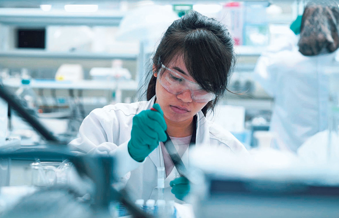 What makes Novartis Singapore an employer of choice